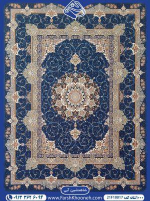 فرش ماشینی 1000 شانه طرح شاهنشین