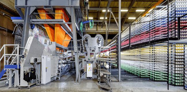 کارخانجات فرش ماشینی کاشان