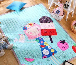 فرش عروسکی
