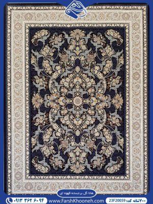 فرش ماشینی 1200 شانه طرح هانا
