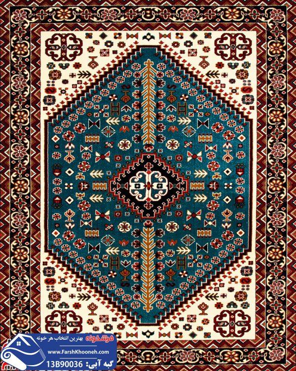 فرش گبه طرح قشقایی کد 36