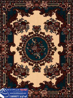 فرش گبه طرح فانتزی کد 13B90071
