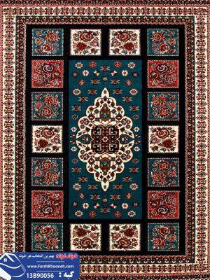 فرش گبه طرح قشقایی کد 13B90056