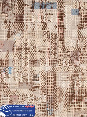 فرش ترک و مدرن کد 13M40235