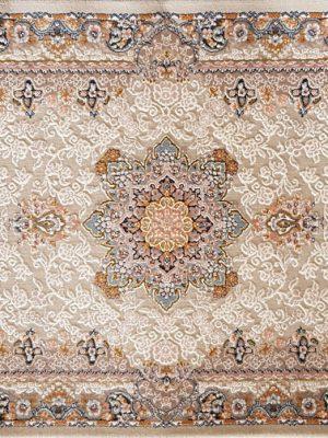 پشتی سنتی ایرانی طرح تذهیبی