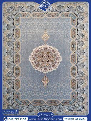 فرش ماشینی 700 شانه طرح هالیدی جدید 02