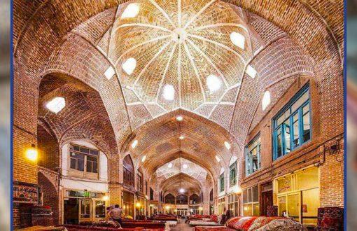 فرش کاشان سرآمد فرش ماشینی ایران و جهان