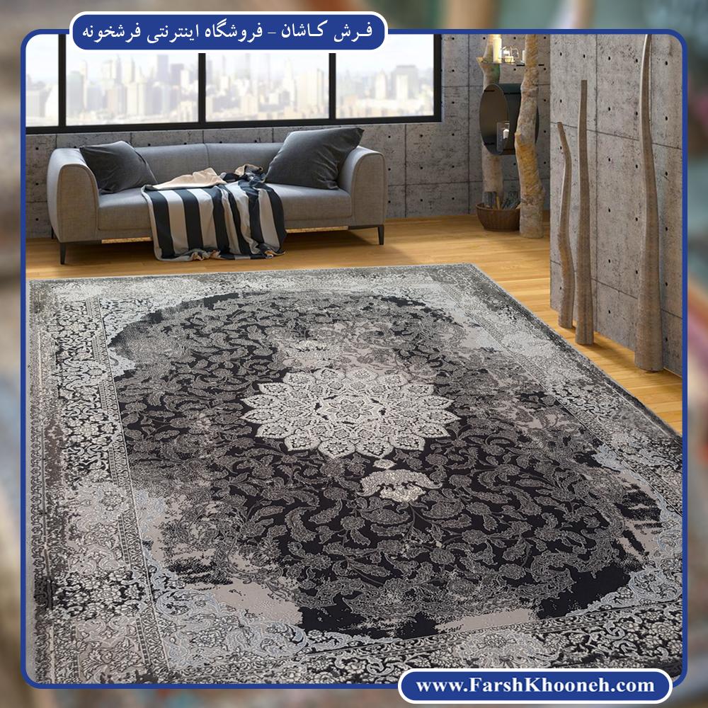 فرش وینیج جدید ترین فرش کاشان