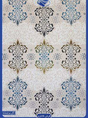 فرش فانتزی برای آشپزخانه با رنگ بندی جدید