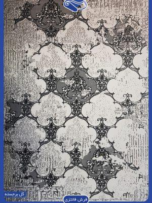 فرش ماشینی 9 متری طرح وینتیج