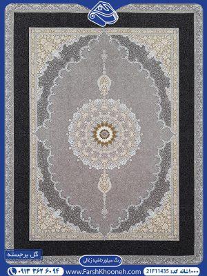 زیباترین فرش ماشینی با رنگ بندی جدید